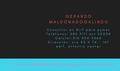 Freelancer Gerardo M. G.
