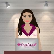 Freelancer Suziene Designer Gráfico> Creativart Studio®