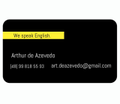 Freelancer Arthur d. A.