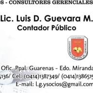 Freelancer Luis D. G. M.