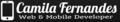 Freelancer Camila S. F.