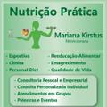 Freelancer Nutricionista M. K.