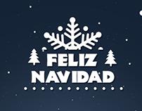 """Diseño Mailing """"Feliz Navidad"""" para Admsys"""
