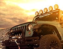 Projeto Jeep Wrangler