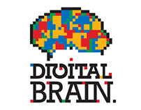 Identidad Corporativa Digital Brain
