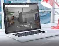 Web Site - Giro Urbano Arquitetura
