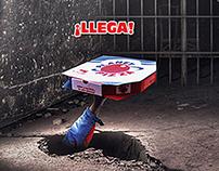 Planet Pizza - NEXUS BBDO 2012