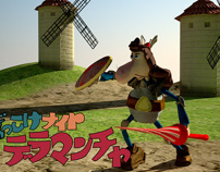 Don Quijote (anime 80´s)