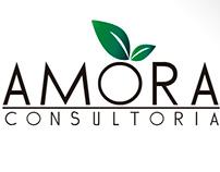 Amora consultoria Logotipo