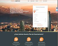 Diseño web Comercio nicolmercio.com