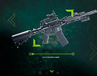 Página web - Tactical Style