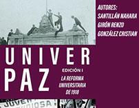 UniverPaz - Revista universitaria.