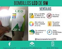 Bombillos LED
