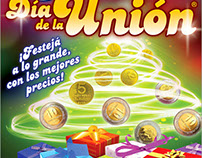 Afiche para el día de la Unión