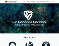 www.drsanchezcamejo.com (V2)-Rediseño WP, Multilenguaje