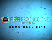 DEMO REEL 2014 AR8 PRODUCCIONES HD