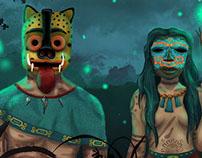 Máscaras | Ilustración