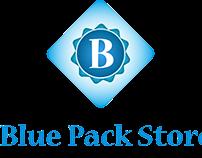 Logo Blue Pack Store