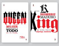 Headbanger Cards