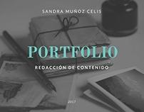 Portfolio Sandra Muñoz