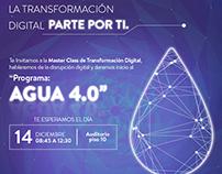 AGUA 4.0 - Aguas Andinas.