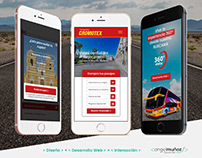 CROMOTEX | Coupons and Deals Website - Responsive Web