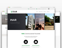 Innar Constructions - Website Design