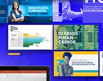 Presentation layouts