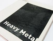 Heavy Metal Analisis