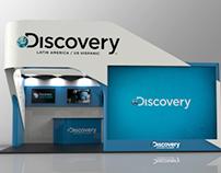 Discovery Networks | Jornadas ATVC 2013 Trade Show