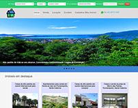 Ajustes ao site da imobiliária Imovel Sul Floripa