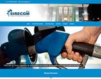 Website Sirecom Acre
