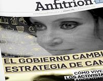 """Diario """"Anfitrión"""""""