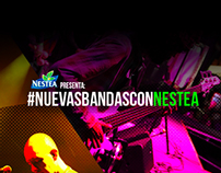 #NuevasBandasConNestea