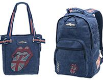 Tote bag, mochila e estojo Rolling Stones Feminino