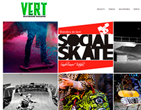 Vert Website
