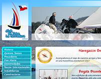 Sitio Web Club de Yates La Herradura
