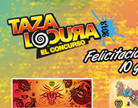 Taza Locura - Café Durán