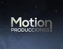 Motion Producciones Reel 2016