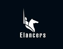 Visual Identity - Elancers - Academic  Project