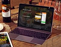 Website - App Apetitte