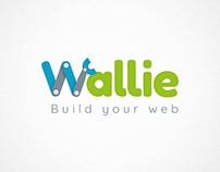Wallie Logotype