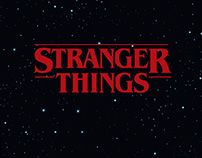 Posters | Stranger Things (Netflix)