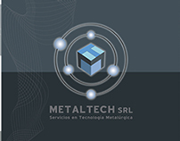 Brand and Corporate Identity Metaltech