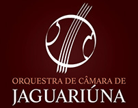 Logotipo Orquestra de Cämara de Jaguariúna