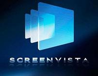 Screen Vista | Identity Design / Diseño de Imágen