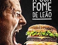Fome de Leão, Bob's®