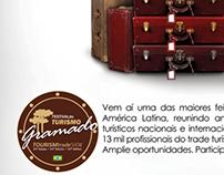 Anúncio - Festival de Turismo em Gramado