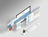 "Diseño web empresa ""Neuraxis"" Argentina."