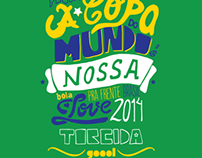 Copa do Mundo | Dress to Inverno 2014